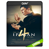 Ip Man 4, The Finale (2019) HC HDRip 1080p Subtitulada