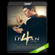 Ip Man 4, The Finale (2019) HC HDRip 1080p Subtitulada