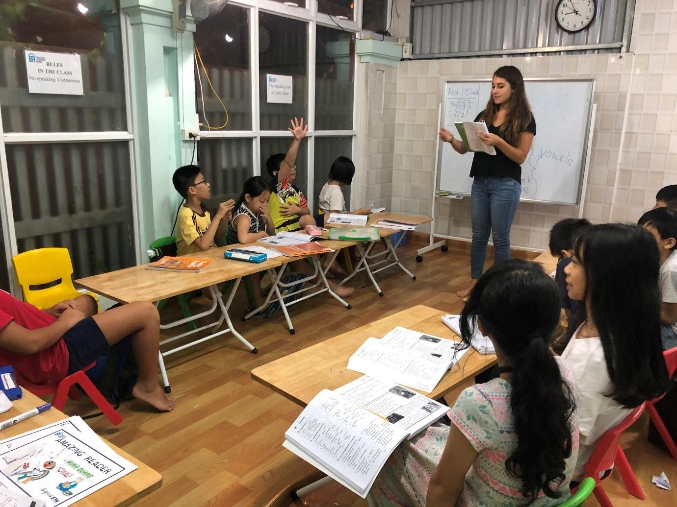 How to become a great English (ESL) teacher?
