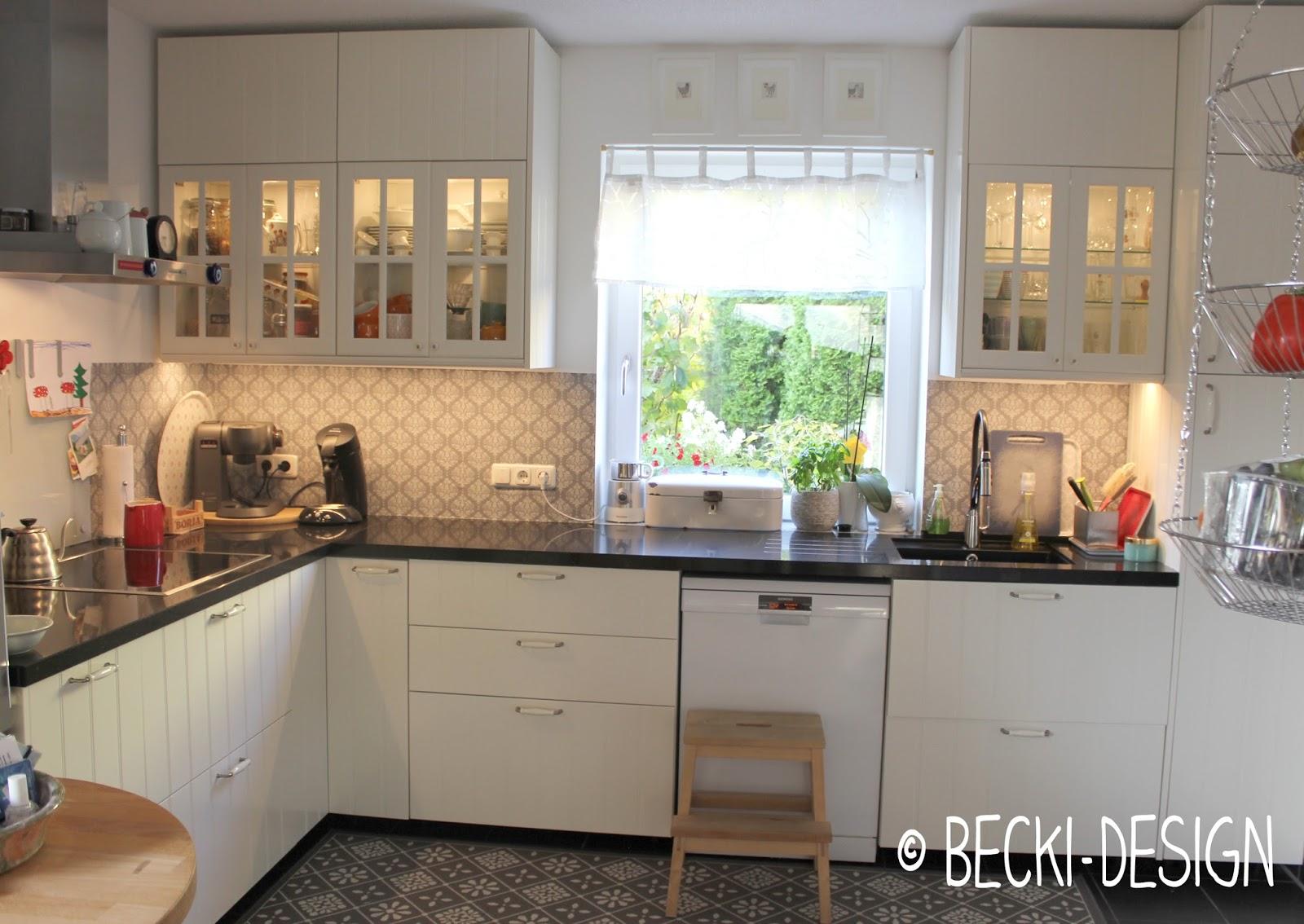 unsere neue Küche - eine Odysee - Becki-Design