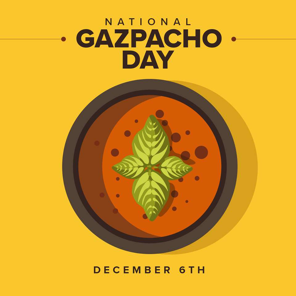 National Gazpacho Day Wishes Lovely Pics