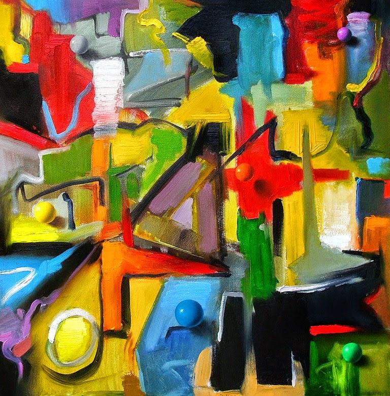 Pintar Cuadros Abstractos Piercing Ombligo Hombre