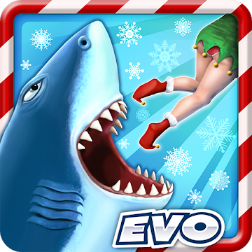 Hungry Shark Evolution v6.4.2 Para Hileli