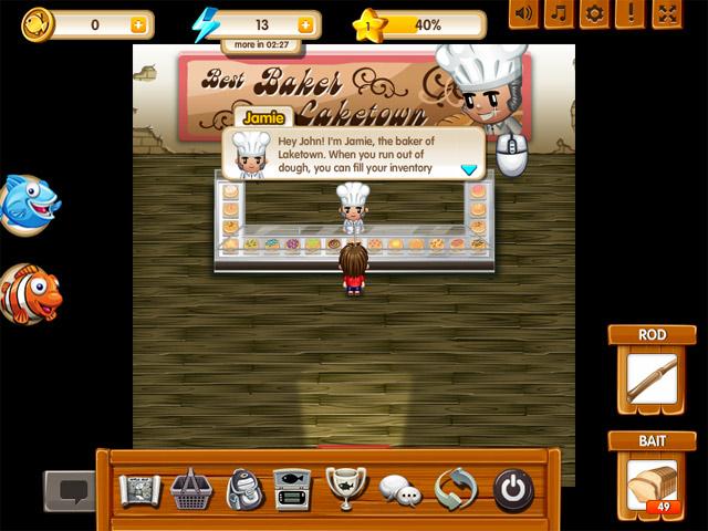 تحميل لعبة صيد السمك للكمبيوتر مجانا Download Fishao Free