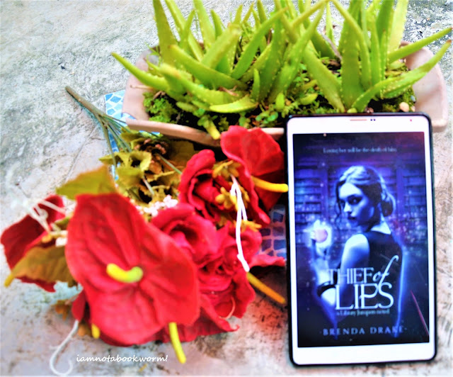 Thief of Lies (Library Jumbers #1) by Brenda Drake | A Book Review