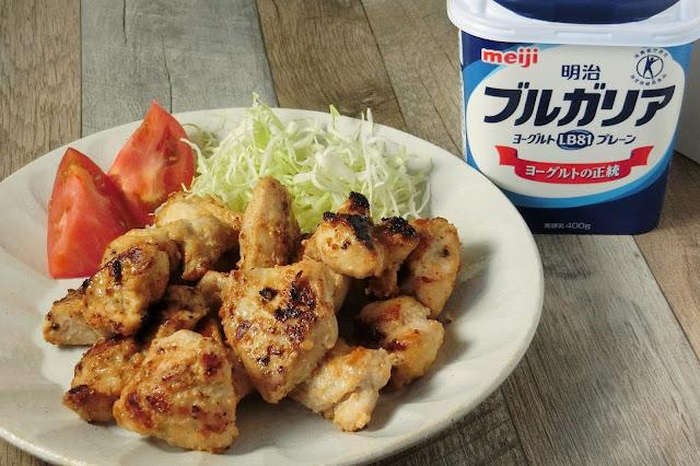 驚くほど肉がやわらかくなる!鶏もも肉の味噌ヨーグルト漬けレシピ