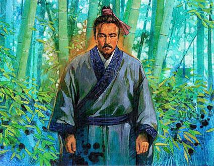 """""""ตันฮก"""" (Shan Fu,徐庶)"""