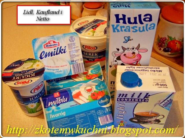 mleko sojowe dieta dukana