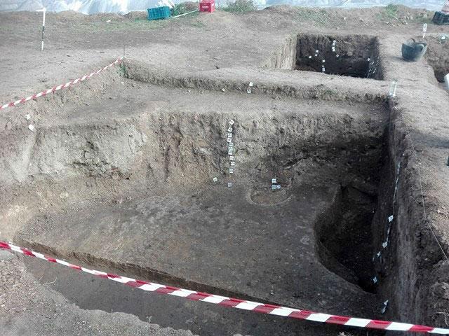 Β Ελλάδα -Στο φως για πρώτη φορά  νεολιθικός οικισμός του  6500 π.Χ.