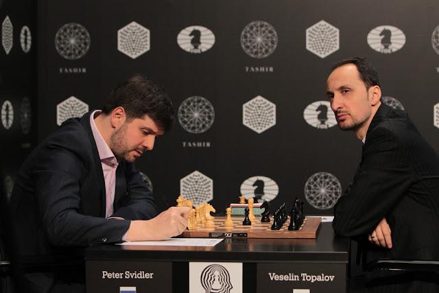 Svidler y Topalov en la segunda ronda del Torneo de Candidatos
