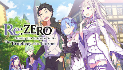 How to unblock Re: Zero − Starting Life in Another World: The Prophecy of the Throne earlier with Japon VPN