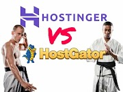 hostinger vs hostgator