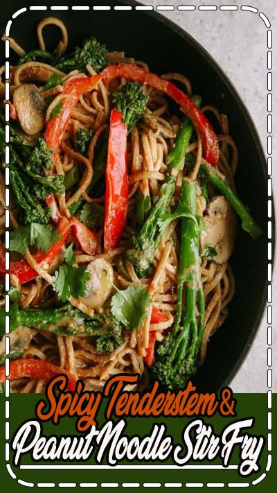 A quick, easy and super delicious dish that can be served hot for supper or cold for tomorrow's packed lunch.