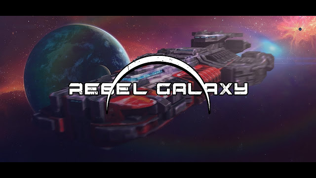 Game Rebel Galaxy Sedang Gratis dari Epic Store Lagi!