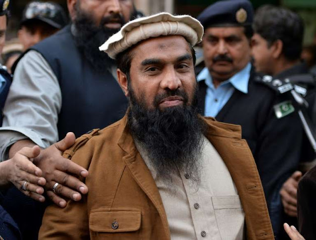 Group leader linked to Mumbai attacks arrested in Pakistan