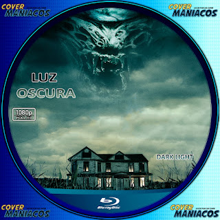 GALLETA LUZ OSCURA-DARK LIGHT 2019[COVER BLU-RAY]