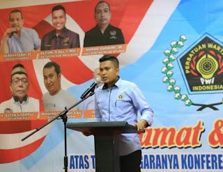 Ketua PWI Batu Bara : Jika Keberatan Dengan Pemberitaan Gunakan Hak Jawab, Bukan Mengintimidasi