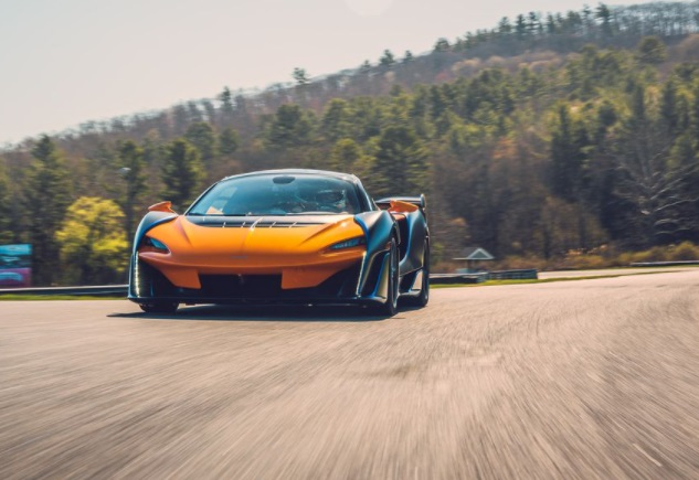 Review McLaren Sabre