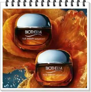 Crema de noapte Biotherm Blue Therapy Amber Algae Revitalize pareri recenzii forum