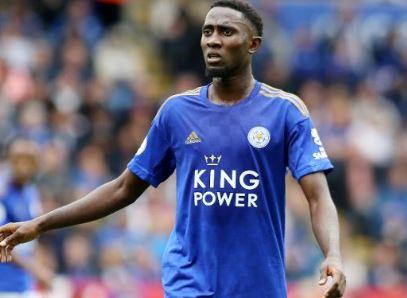 Leicester City Midfielder, Ndidi Goes To School