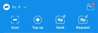 Aplikasi Dompet Online DANA