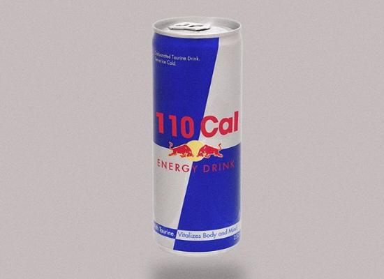 Calorias dos alimentos - Red Bull