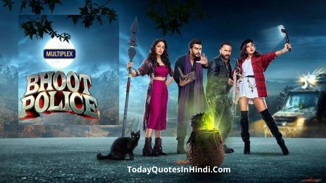 Bhoot-Police-Movie-Review