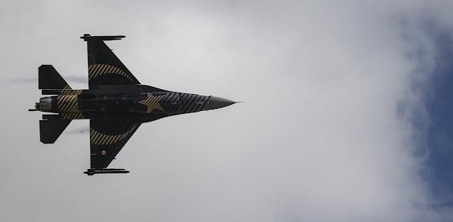 Η Τουρκία μπορεί να αναπτύξει F-16 στη Λιβύη