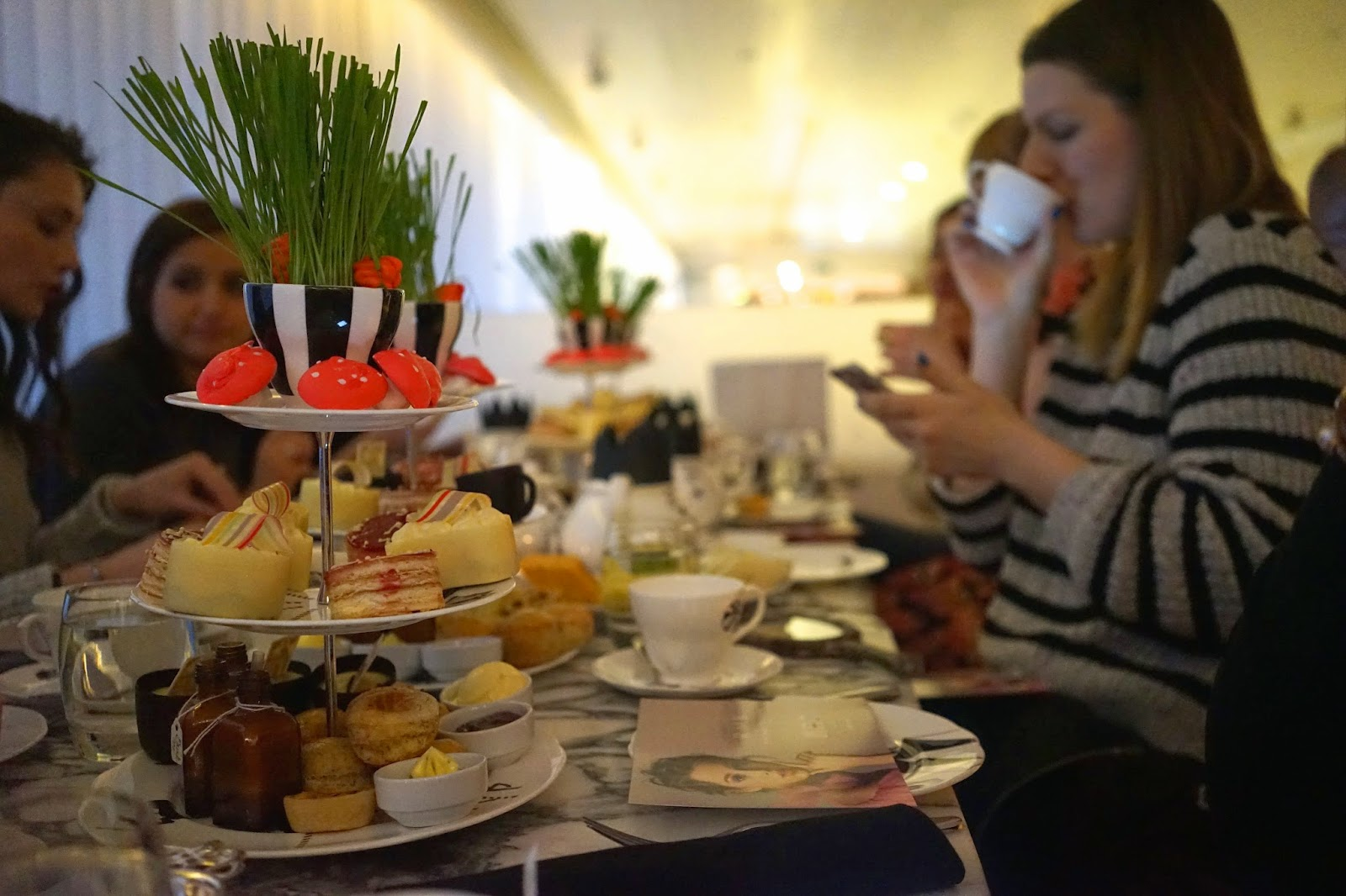 mad hatters tea party The Sanderson London