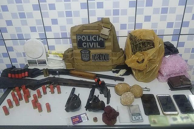 Polícia estoura cativeiro e resgata vítima de sequestro na Chapada Diamantina