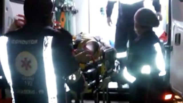 Homem é ferido com golpe de faca na noite deste domingo, 31/05 no alto sertão da PB