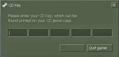 Counter strike 1.6 CD key - oRiGnAl [2014 - 2015]