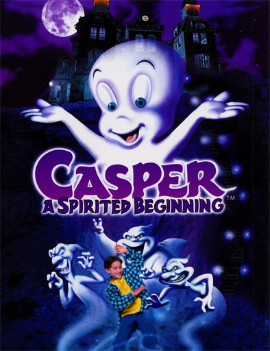 Ver Casper: La primera aventura (1997) Online