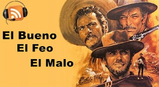El bueno, el malo y el feo (1966) - Cine para invidentes