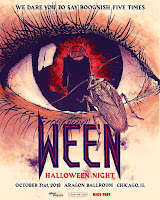 Ween October 31 at Aragon Ballroom a Live Nation Show
