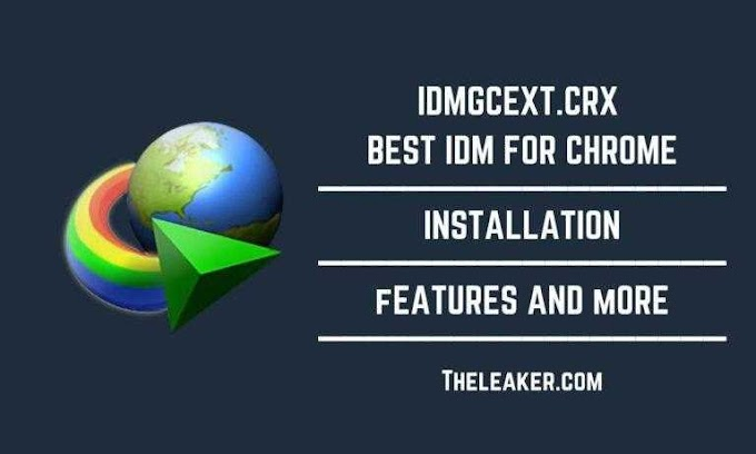 How to install idm extension on chrome with IDMGCEXT.crx