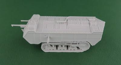 St-Chamond Tank picture 3