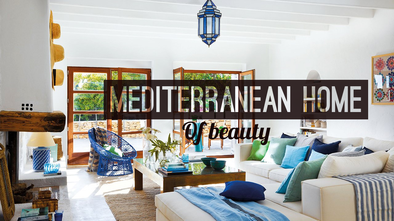 Mediterranean Home Dcor Create Your Dream Sanctuary