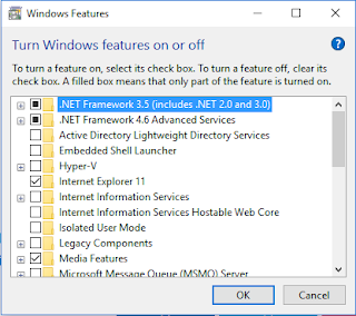 cara install .net framework 3.5