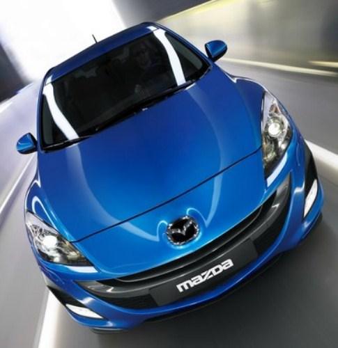 Mazda Mazda3 Cool HD Car Wallpaper