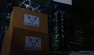 Новое оборудование в Uniex 2