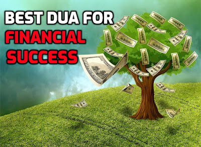 Dua for financial success, independence & breakthrough