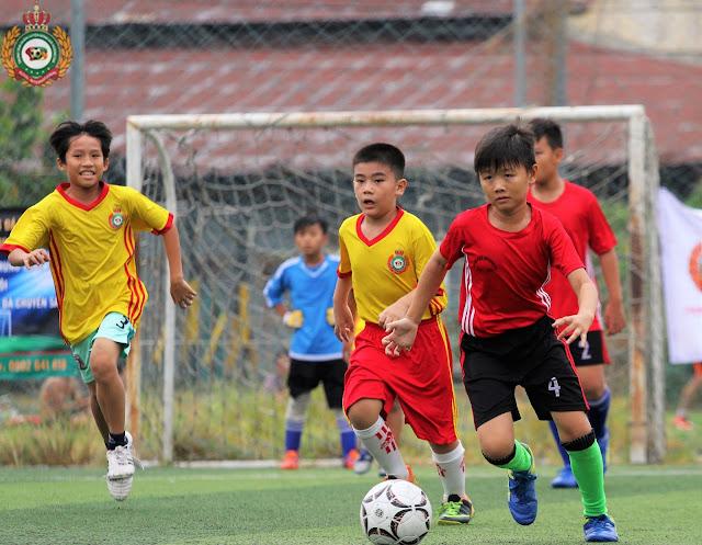 Thể thao với sự phát triển toàn diện của trẻ