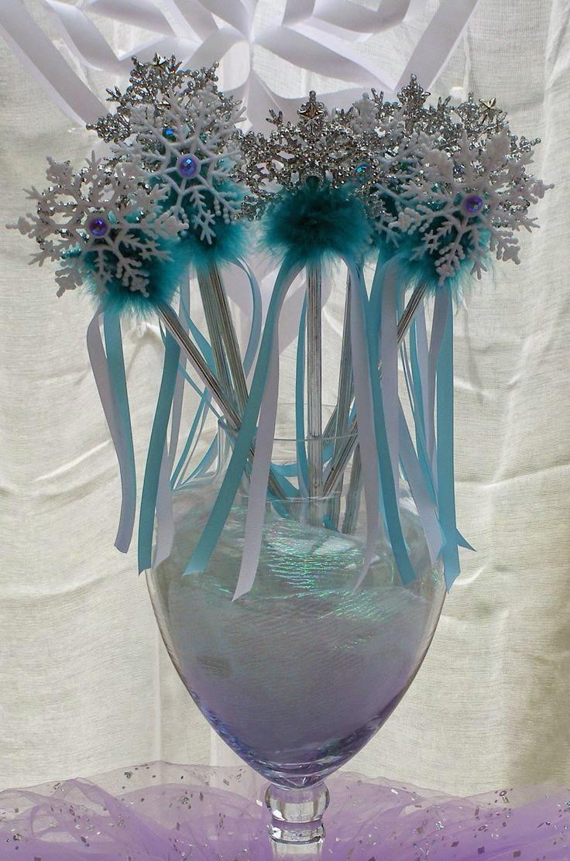 The Princess Birthday Blog Frozen Party Decoration Ideas