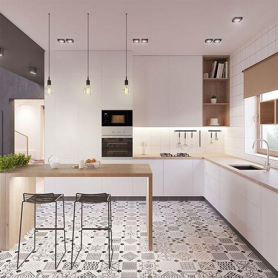 18 ideas de diseño de cocinas modernas