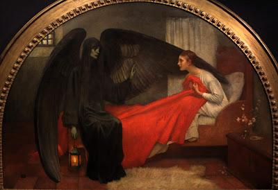 La Jeune Fille et la Mort (1908), Marianne Stokes