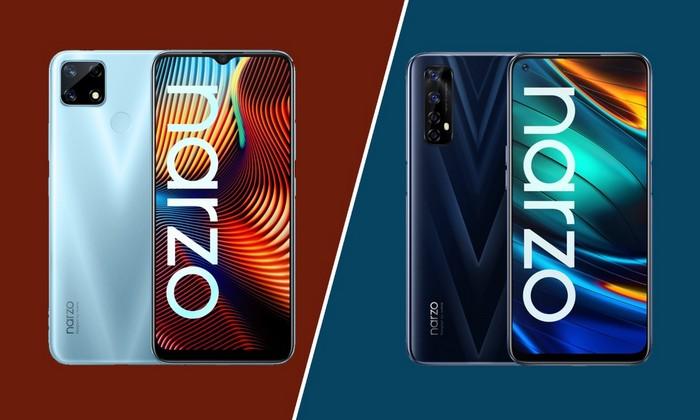 Realme Narzo 20 dan Narzo 20 Pro