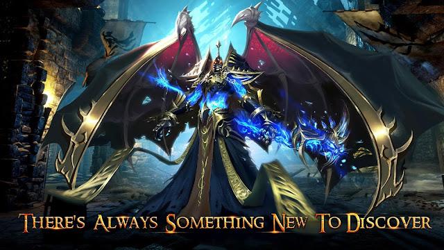 Download Celestial Age : Origin Mod Apk