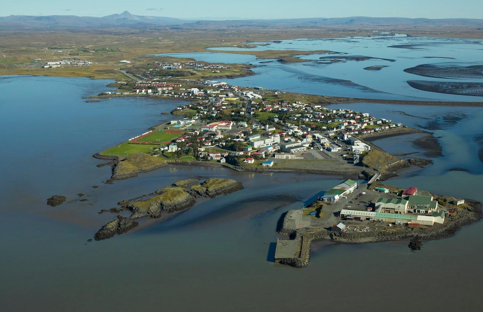 Borgarnes | Islândia