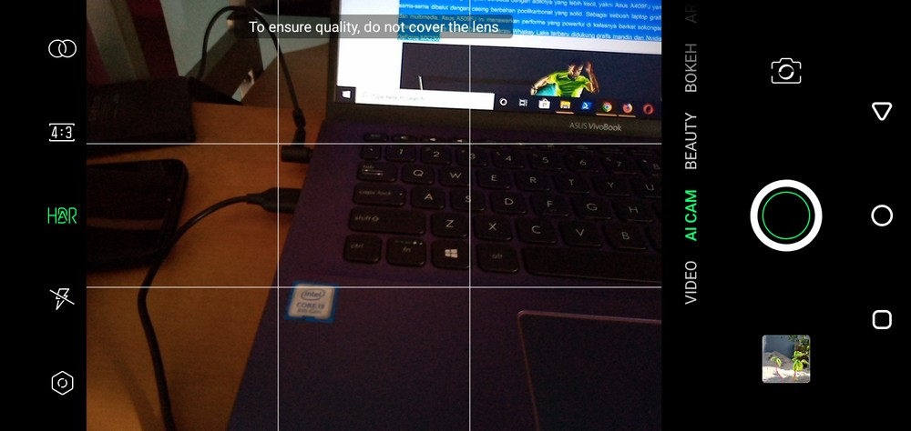 Review Kamera Infinix Smart 3 Plus X627